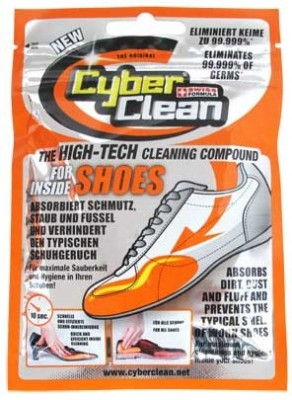 Cyber Clean For Inside Shoes Zip Bag 80 gr.